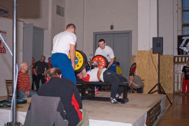 Vladimír Nebola - 1. místo do 80kg