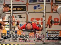Wolfgang Weidemeier, GER, 140kg
