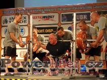 Wolfgang Weidemeier, GER, 225kg