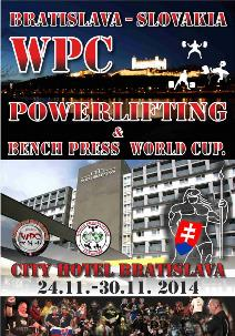 World Cup in Powerlifting, Benchpress and Deadlift