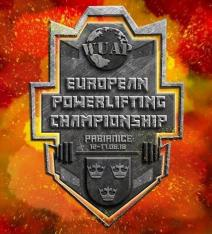WUAP EUROPEAN CHAMPIONSHIP 2018
