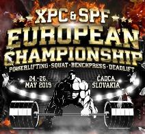 XPC & SPF EUROPEAN POWERLIFTING CHAMPIONSHIP 2019