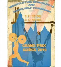 XXXVII. Grand Prix Košice a Memoriál Karola Gumána