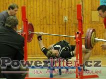Zbyněk Klvaňa, 150kg