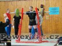 Zbyněk Klvaňa, 190kg