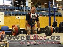Zbyněk Krejča, mrtvý tah 287,5kg