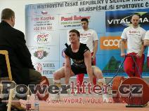 Zdeněk Čuban, 240kg
