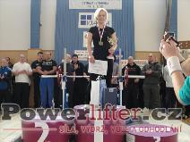 Ženy do 57kg - Daniela Poláková