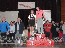 Ženy Masters 2 do 57kg